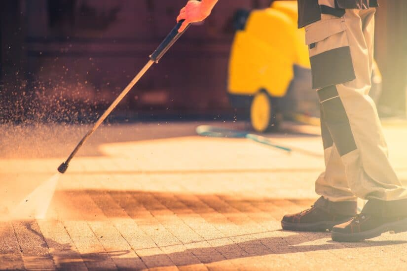 Photo of Pressure Cleaning